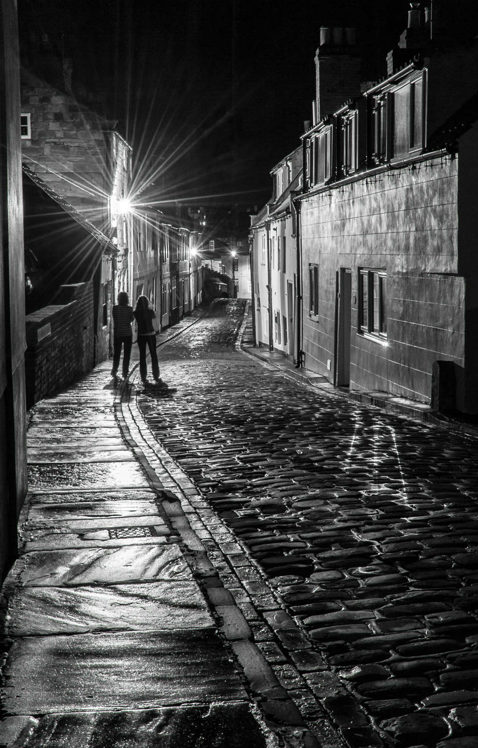 Night Walkers in Whitby