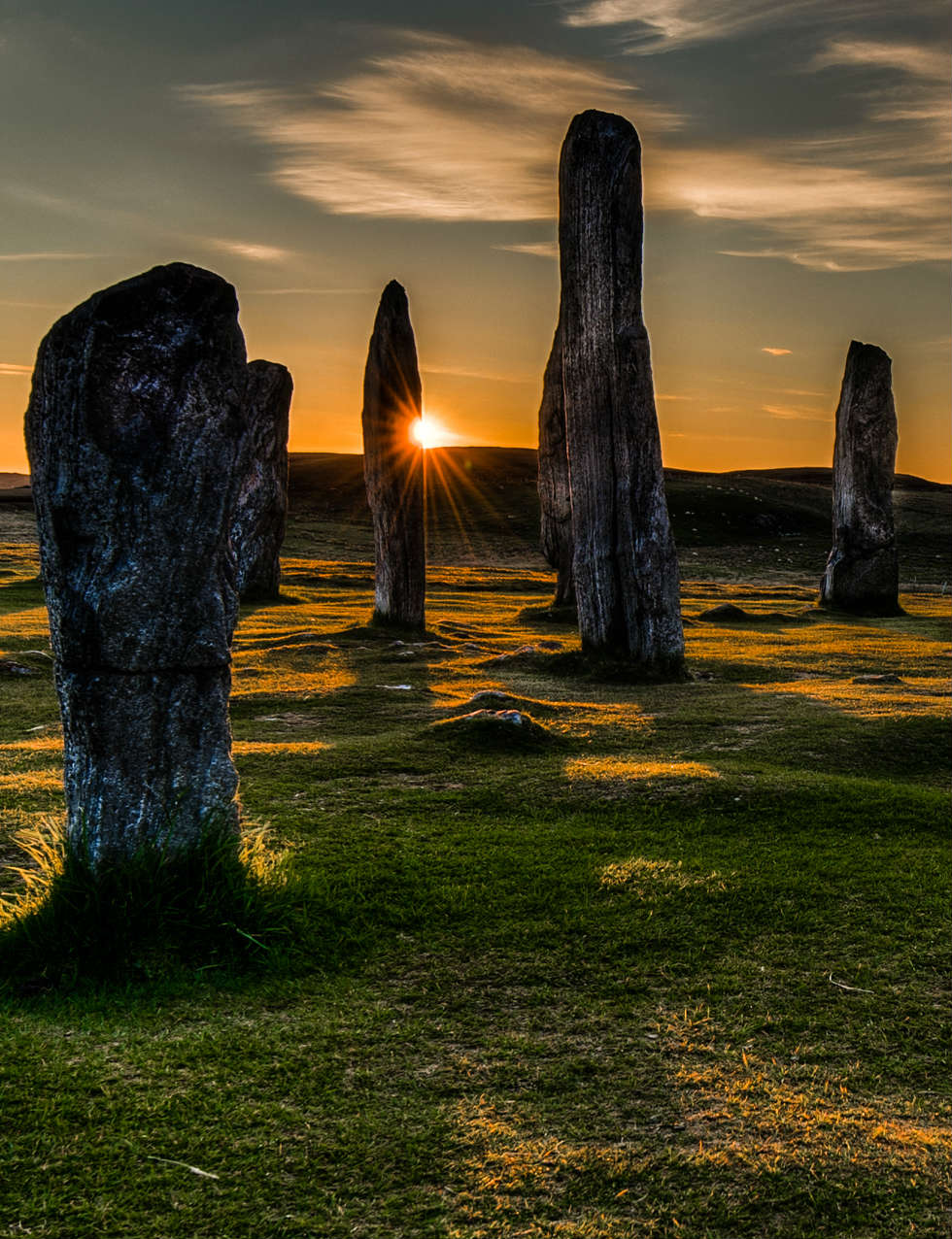 Callanish Sunset